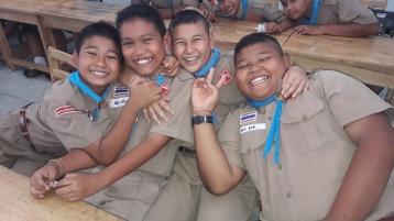 My P4 students