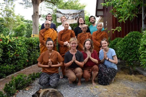 volunteer work - Thailand